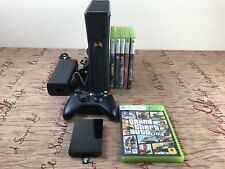 Microsoft Xbox 360 Slim 250GB GTA 5 Console Bundle