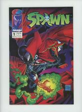 Spawn #1 Image Variant Comic Book Cover Todd McFarlane