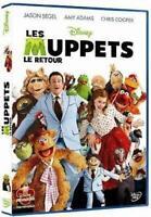 Les Muppets, Le retour (Walt Disney) DVD Rare NEUF SOUS BLISTER