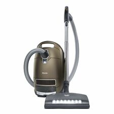 Miele Complete C3 Brilliant Canister Vacuum Cleaner 10 Year Warranty Led Lights