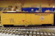 N-Scale Custom Painted  50' SIOUX CITY DRESSED BEEF REFER  # 60460