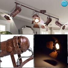 Rétro Lumière de Plafond Billet Lanceur Réglable Marché Du Travail Chambre Spots