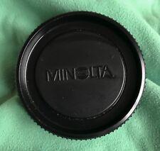 Genuine Minolta Bayoneta Tapa del cuerpo para cámaras de cine