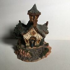 Boyds Bearly Built Villages 2nd Ed The Chapel in the Woods + Accessories J1