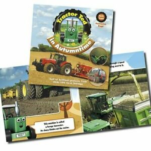 Tractor Ted in Autumntime [Paperback] by Heard, Alexandra Paperback Book The