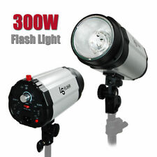 300W Studio Strobe Photo Flash Light Photography 300 watts Photo Compact Flash