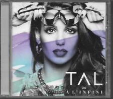 CD ALBUM 20 TITRES--TAL--A L'INFINI--2014