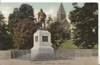 Devon Postcard - Drake Statue - Tavistock - Ref 3253A