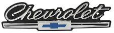 1966 Chevy Impala Grille Emblem CHEVROLET with Bowtie