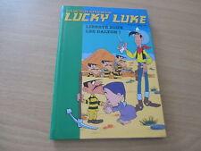 les nouvelles aventures de lucky luke d'apres morris liberte pour les dalton!