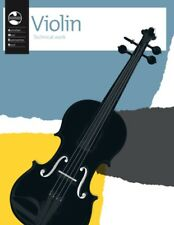 AMEB Violin Technical Work Book - 2011 Edition (Current) - Violin Music Book