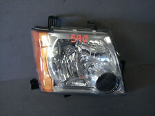 2005-2008 Nissan Xterra Passenger Side Headlight