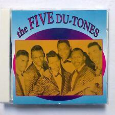 Los cinco du tonos CD casi perfecto DooWop kzcd 59 Soul del norte