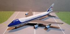 PHOENIX AIR FORCE ONE VC-25A (747-200) #28000 1:400 SCALE DIECAST METAL MODEL