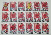 2020/21 Match Attax UEFA Europa League - Benfica team set (18 cards)