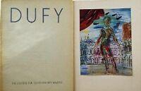 RAOUL DUFY, POETE ET ARTISAN