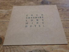 JACK CHESHIRE - LONG MIND HOTEL !!!!!!!!!!!!!!RARE CD PROMO!!!!!!!!!