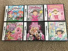 Lalaloopsy Sew Magical Sew Cute Nintendo DS Video Game