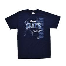 Derek Jeter MLB New York Yankees T Shirt Men's M