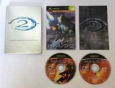 Halo 2: Limited Collector's Edition (Microsoft Xbox, 2004) Complete Tested
