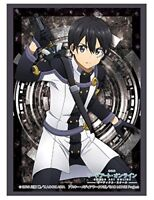 New Bushiroad Sleeve Card Collection Kirito Movie Sword Art Online Ordinal Scale