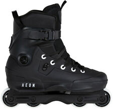 USD Aeon 60 Basic XXI black complete Aggressive Stunt Inline Skates schwarz NEU