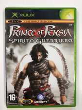 XBOX PAL Prince Of Persia Spirito Guerriero