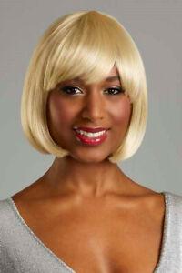 Incognito Wig, Style: Foxy, Color: Platinum