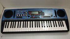 Yamaha Djx Psr-D1 Blue Synthesizer Portatone Electronic Keyboard