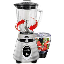 Oster Classic Series Stainless Steel Whirlwind Countertop Blender & Food Chopper