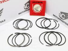 HONDA CB 750 Four k0 k1 k2-k6 f1 4 piece Piston ring set 3. oversize 0,75 NOS NEW