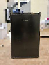 Hisense 2.7 Cu-Ft Single Door Mini Fridge Rr27D6Abe, Black