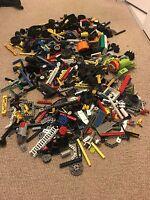 0.250kg / 250g LEGO Technics Cogs Wheels Axles Beams Pins Connectors Job Lot