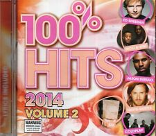 Hits 2014 CD Vol 2 (Ed Sheeran/Coldplay/Gabrielle Aplin/Lily Allen/Passenger)