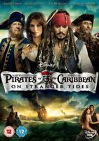 Neuf Pirates des Caraïbes - Sur L'Étranger Marées DVD