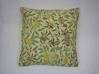 William Morris Fruit Minor Cushion Covers MULTI-LISTING 4 Sizes Available
