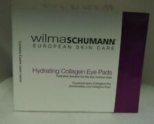 2-Wilmaschumann Hydrating Collagen Hydration booster Eye Pads, European, 5 Ct