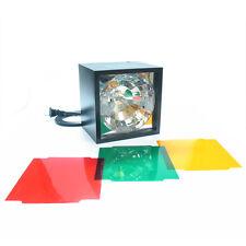 Unido Box Black Portable Party Cube Light Flashing Color Control Strobe Flashing
