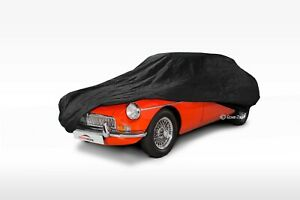 MG MGB MGC Roadster 1965-1980 Fitted Indoor Dust Car Cover