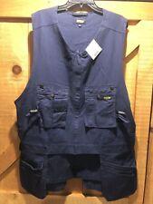 Blaklader Workwear Work Tool Vest Waistcoat  Navy Blue 3105 1370 Sz XXL 2XL
