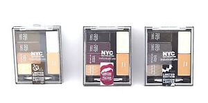 NYC IndividualEyes Eye Shadow Limited Edition *Choose your shade* Twin Pack*