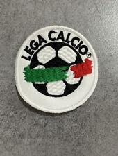 Toppa patch Lega Calcio Serie A 1998 2003 Stoffa Originale Da Cucire No Maglia