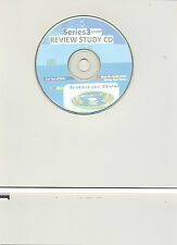 Series 3 National Commodity Futures Exam Audio Course (2Cds)