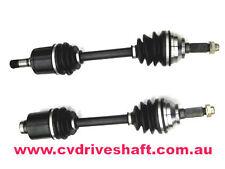 1 RHS Mazda 626 GD 2.2L & MX6 New CV Joint Drive Shaft 10/87-12/91 Non Turbo