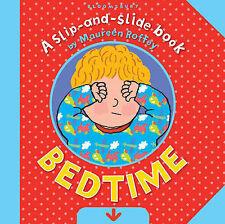 Bedtime (Slip-and-Slide Book), New, Roffey, Maureen Book