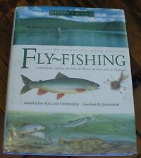 The Complete Book of FLY FISHING 1999 READER'S DIGEST Worldwide Guide COLOR!