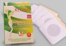 LOT 10 Boxes(100plasters) Kiyeski Slimming Belly Patch Plaster Physiotherapy