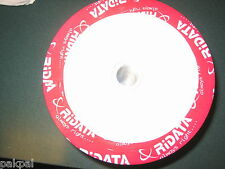 SALES 600 WHITE INKJET HUB PRINTABLE RIDATA RITEK CD-R,52X, R80JS52-RD-IWN50