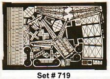 Tom's Model 719 x  1/700 US Light Cruiser Detail Set (Honolulu & Cleveland)