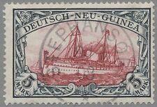Deutsch-Neuguinea 19 gestempelt